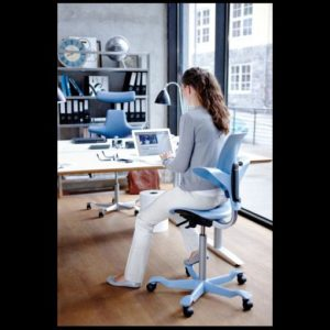 silla oficina reclinable